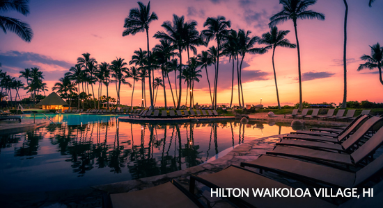 Register Your Hilton Honeymoon - Let Friends and Family Pay For Your Incredible Trip