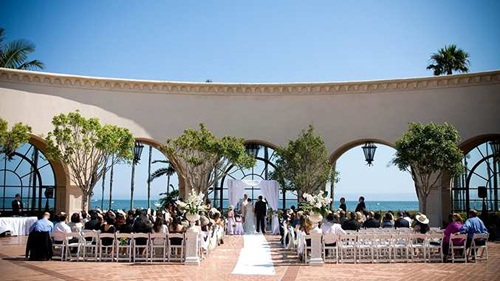 Our Wedding at The Fess Parker Santa Barbara Hotel