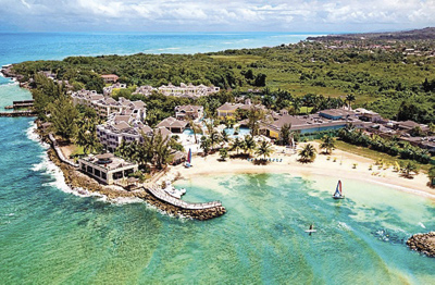 Jewel Paradise Cove Beach Resort & Spa Runaway Bay, Curio Collection by Hilton Credit