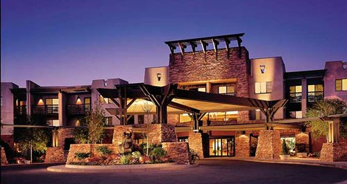 Hilton Sedona Resort & Spa Resort Credit