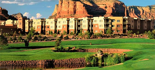 Trip Contribution to Hilton Sedona Resort & Spa