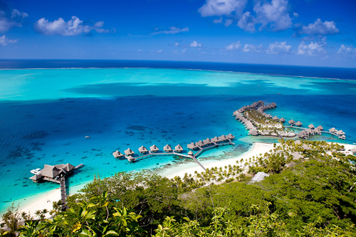 Conrad Bora Bora Nui Resort and Spa Resort Credit