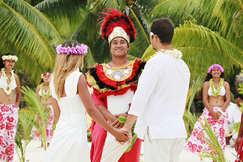 Our Wedding At Conrad Bora Nui Resort And Spa
