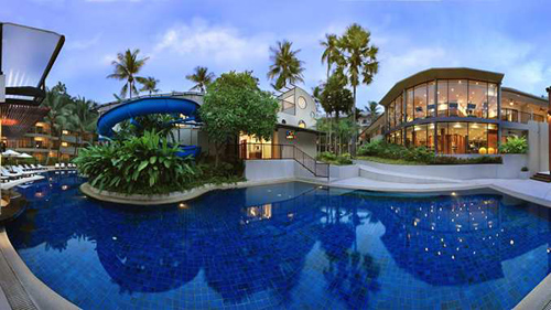 DoubleTree Resort by Hilton Phuket � Surin Beach Resort Credit