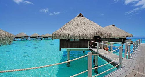 Our King Overwater Bungalow