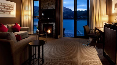 Our Deluxe Lake View Room