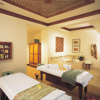Mandara Spa Hawaiian Lomi Lomi Couples Massage