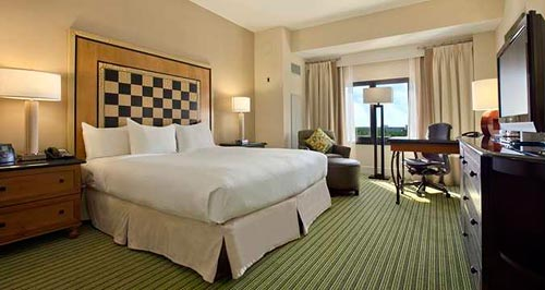 Our One King Pure Allergy Friendly Room