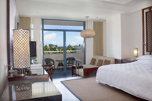 Our King Ocean View Room