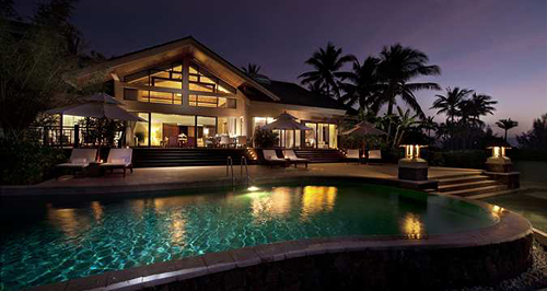 Our Grand Beach Villa
