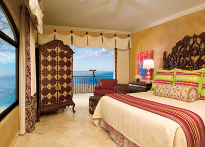 Our El Dorado or Cabo Real Suite