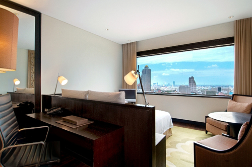 Upgrade to King Executive Room