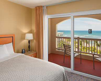 Our One King Suite with Ocean View