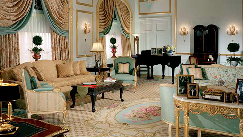 Our Royal Suite