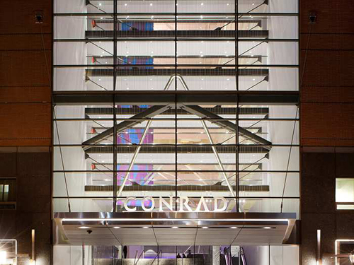 Conrad New York Hotel Credit