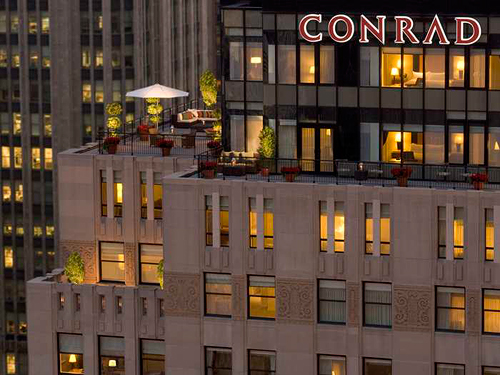 Getaway Contribution to Conrad Chicago