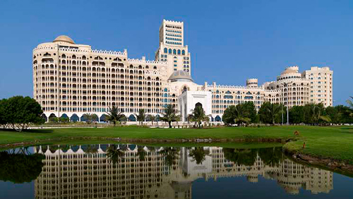 Waldorf Astoria Ras Al Khaimah Resort Credit
