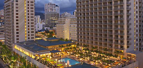 Embassy Suites Waikiki Beach Walk Resort Credit