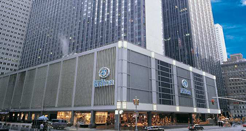 Hilton Club New York Credit