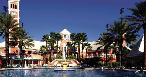 Hilton Grand Vacations Club at SeaWorld Credit