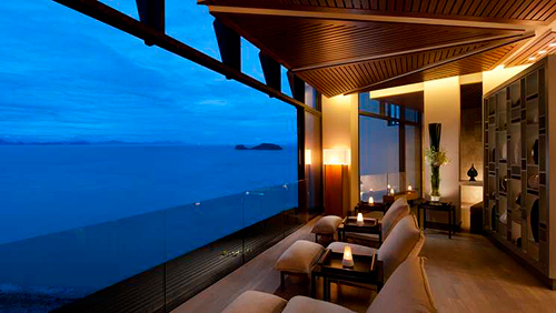 Spa Treatments at Conrad Koh Samui