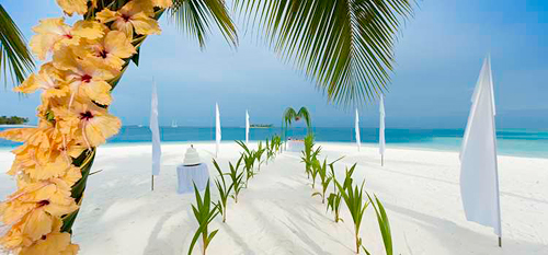 Our White Sands Wedding at Conrad Maldives Rangali Island