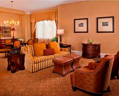 Our One King Waldorf Suite