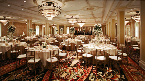 Our Wedding at The Roosevelt, A Waldorf Astoria Hotel