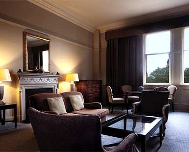 Our Caledonian Suite with View
