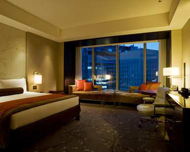 Our King Executive Room City View