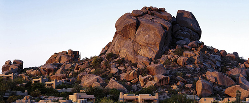 Boulders Resort & Spa, Curio Collection by Hilton Resort Credit
