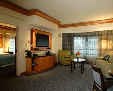 Our One Bedroom Suite