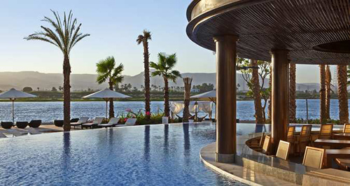 Hilton Luxor Resort and Spa Resort Credit