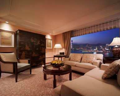 A One-Night stay at the Harbour View Suite