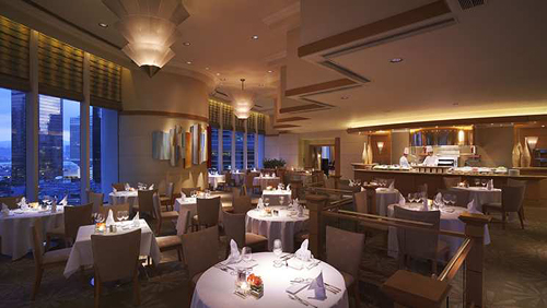 Dining Credit at Conrad Hong Kong�s Restaurants