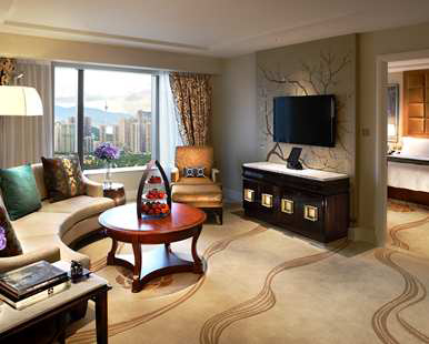Our King Deluxe Suite City View