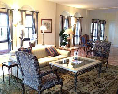 Our Governor�s Suite