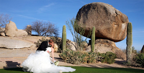 Our Wedding at The Boulders