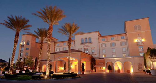 Hilton Lake Las Vegas Resort and Spa Resort Credit
