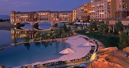 Trip Contribution to Hilton Lake Las Vegas Resort and Spa