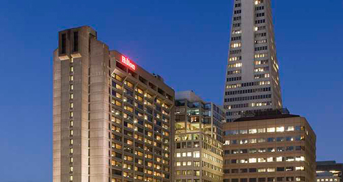 Hilton San Francisco Financial District Hotel Credit