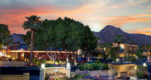 Pointe Hilton Squaw Peak Resort Credit