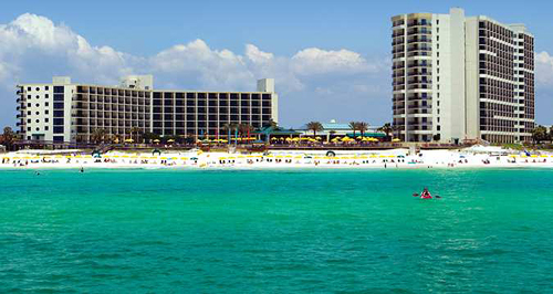 Hilton Sandestin Beach & Golf Resort & Spa Resort Credit