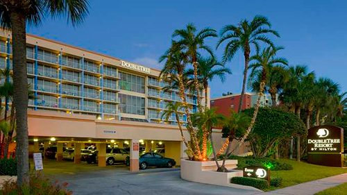 DoubleTree Beach Resort by Hilton Hotel Tampa Bay � North Redington Beach Credit