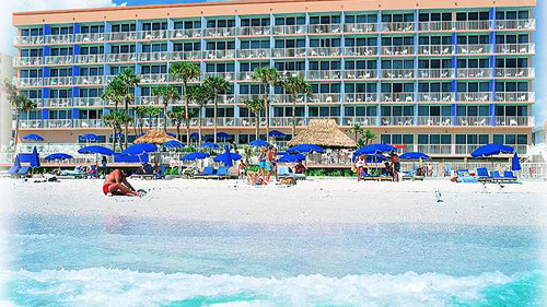 Trip Contribution to DoubleTree Beach Resort by Hilton Hotel Tampa Bay � North Redington Beach