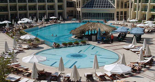 Hilton Hurghada Resort Credit