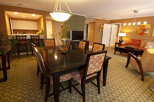 Our 6th Floor Presidential Suite