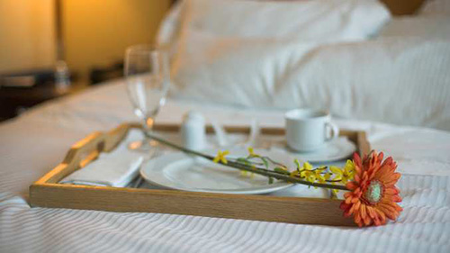 Our Bed and Breakfast Package