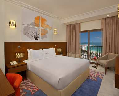 Our One Bedroom Suite � Sea View and Balcony
