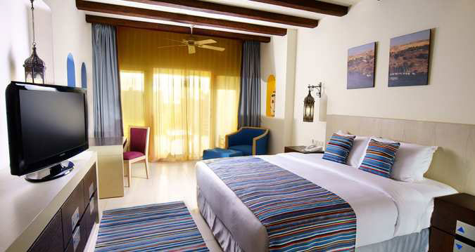 Our One King Guest Room with Sea View